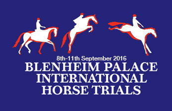 Blenhiem Horse Trials 2016