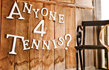 Music & Sport - anyone 4 tennis