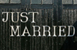 Valentine & Weddings - just married