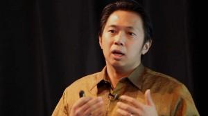 Dharsono Hartono, president director of Rimba Makmur Utama