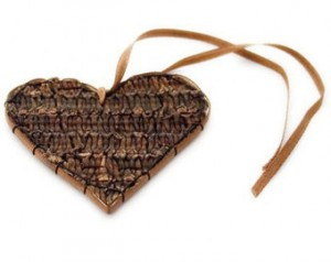 Clove hearts - a bespoke project for Origins by Emily Readett Bayley