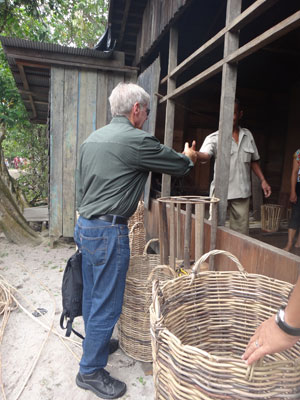 katingan project with emily readett bayley