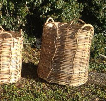 Extra Large Rattan Basket Emily Readett Bayley