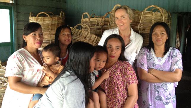 Katingan Project Weavers