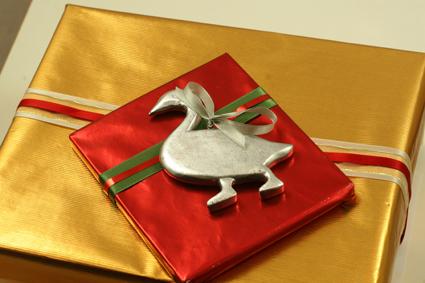 Silver Goose