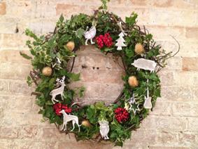 EmilyReadett-Bayley Christmas Wreath