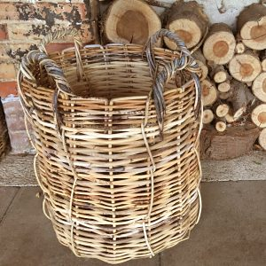 Extra Large strong Wicker Basket | Large Log Basket