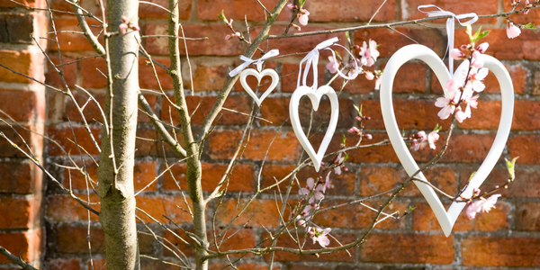 POSH Graffiti hearts