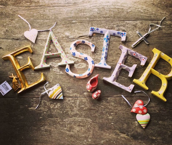 easter letter ideas