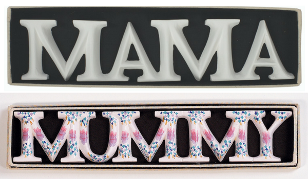 mama letters