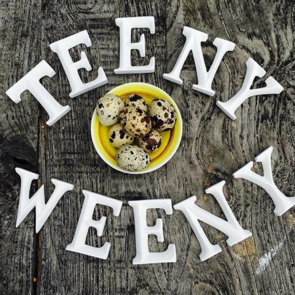 teeny weeny