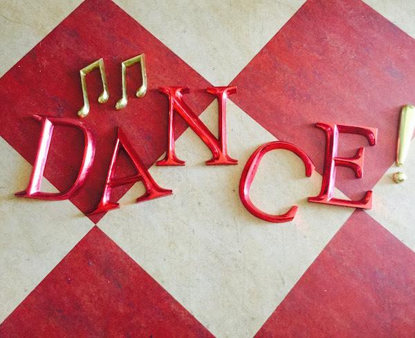 dance letters