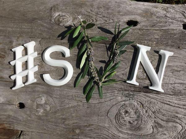 hashtag SUN