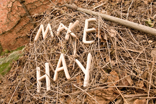 make hay letters