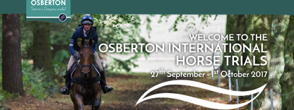 Osberton International Horse Trials