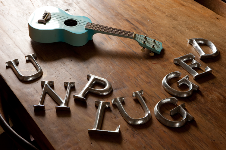 unplugged letters