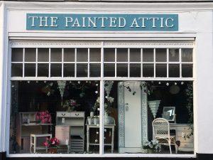 Painted Attic Cromer