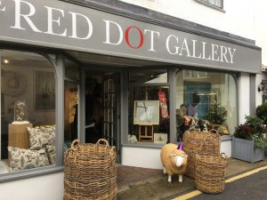 Red Dot Gallery, Holt