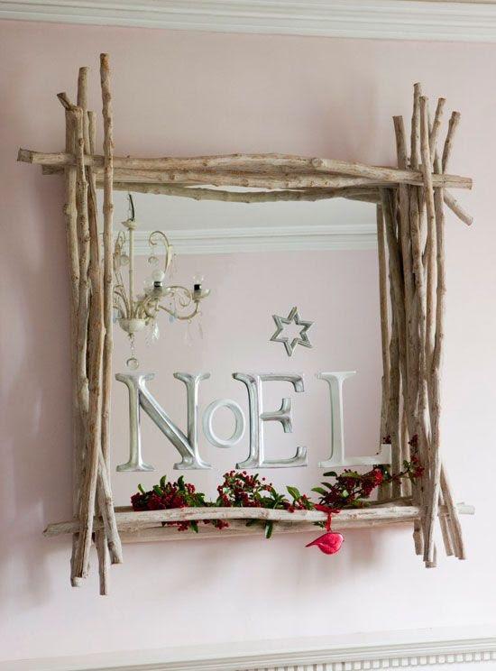 wooden letters NOEL