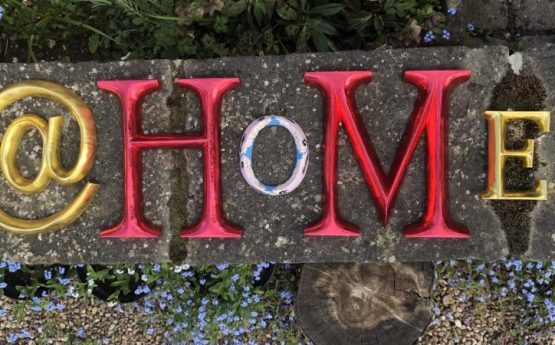 at home letters